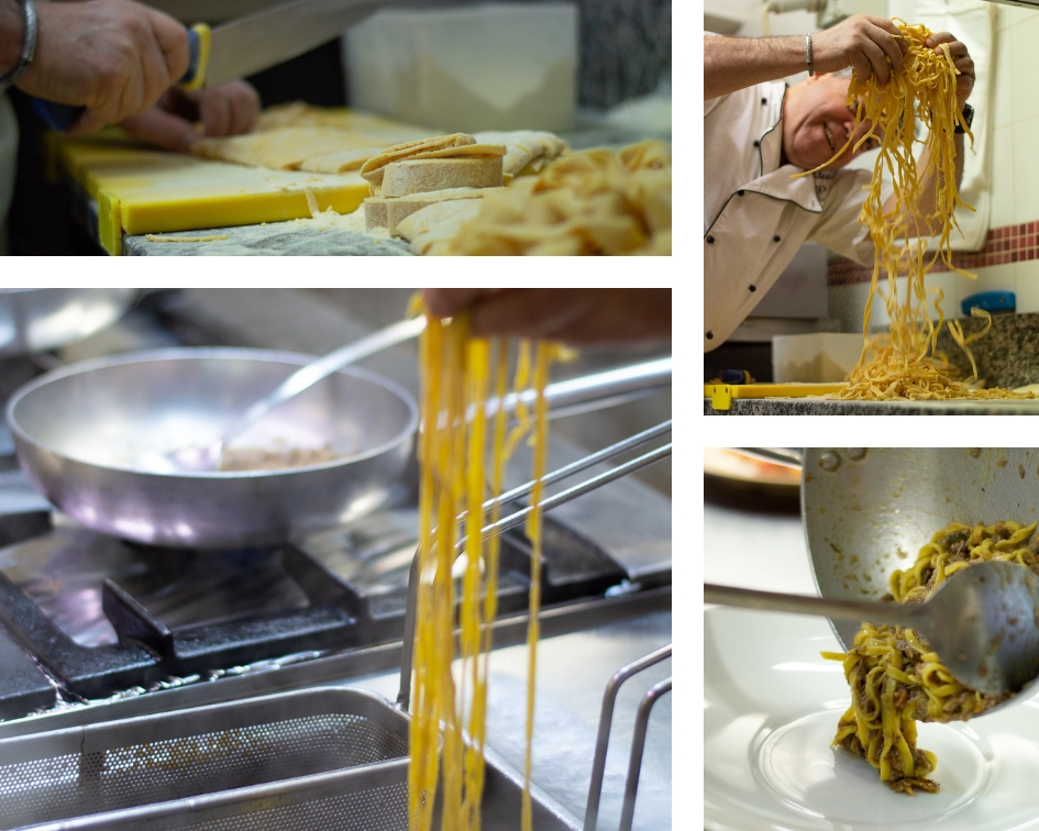 pasta fresca pisa